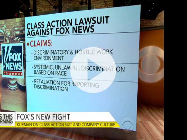 What Racial Discrimination Lawsuit Against Fox News Say About Company Culture