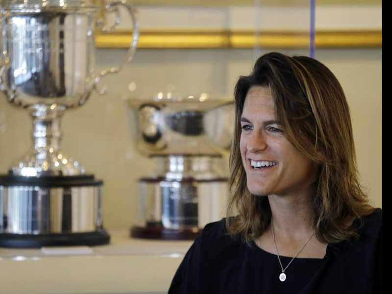 Tennis Player Amelie Mauresmo Announces Birth of 2nd Child