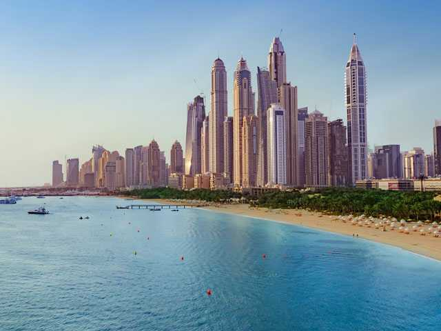 As Dubai Focuses on Future, Cybersecurity a Growing Concern