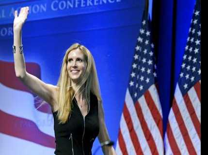 Coulter's Berkeley Speech Canceled, Police Prep for Violence