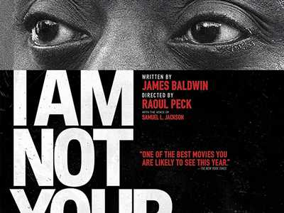 Review :: I Am Not Your Negro