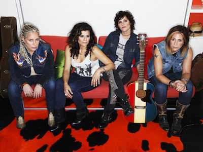 Antigone Rising Plays Bowery Ballroom