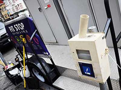 BART Stations Eyed for Syringe Boxes
