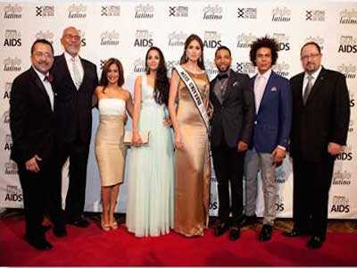 Latino Commission on AIDS' Cielo Gala Honors 'Hamilton' Star Javier Muñoz