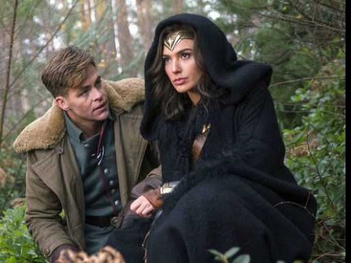 'Wonder Woman' Director on Female-Directed Blockbusters