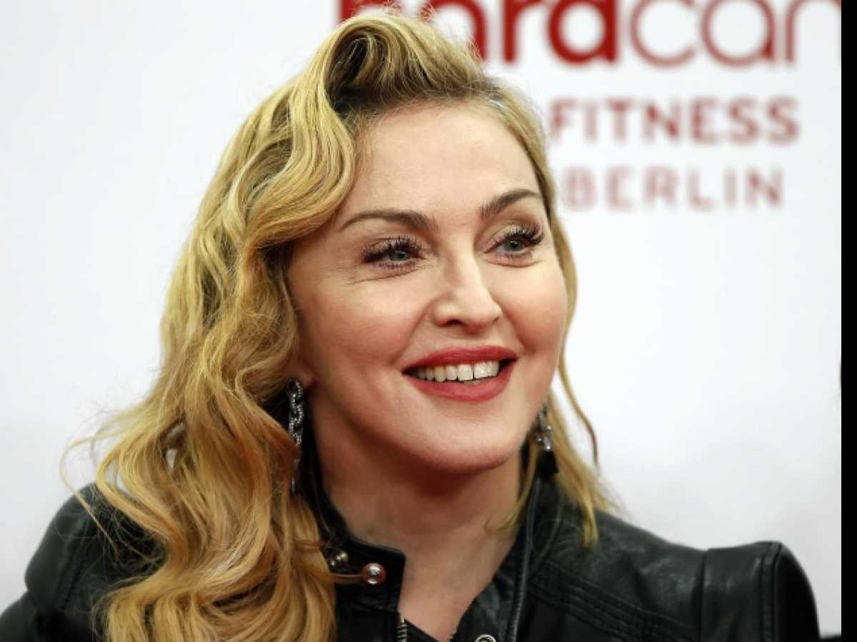 Madonna Goes After Unauthorized Biopic Again