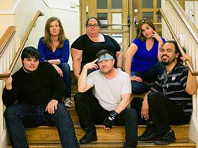 Paradox Voice Band Performs at Dada Bar