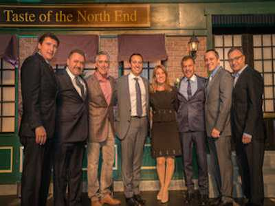 Boston Hosts Annual Taste of the North End Charity Fundraiser
