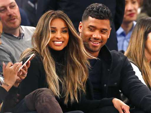 Russell Wilson & Ciara Welcome Baby Girl