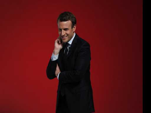 Macron's Startup-Style Campaign Upends French Expectations