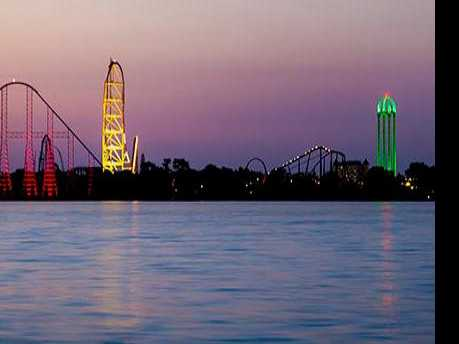 Metal Detectors Added at Cedar Point, Knoxberry Farms