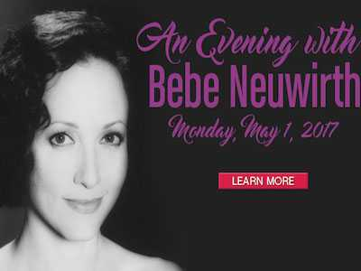 Bebe Neuwirth Headlines Arena Stages Benefit Celebration
