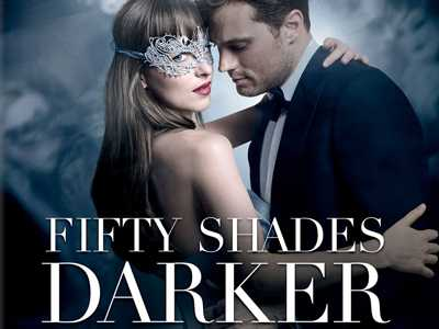 Review :: Fifty Shades Darker
