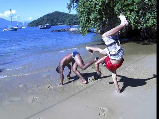 Brazil's Ilha Grande
