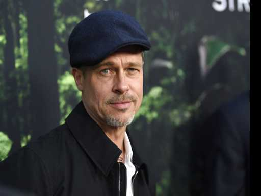Brad Pitt Talks Angelina Jolie Divorce, Giving Up Alcohol