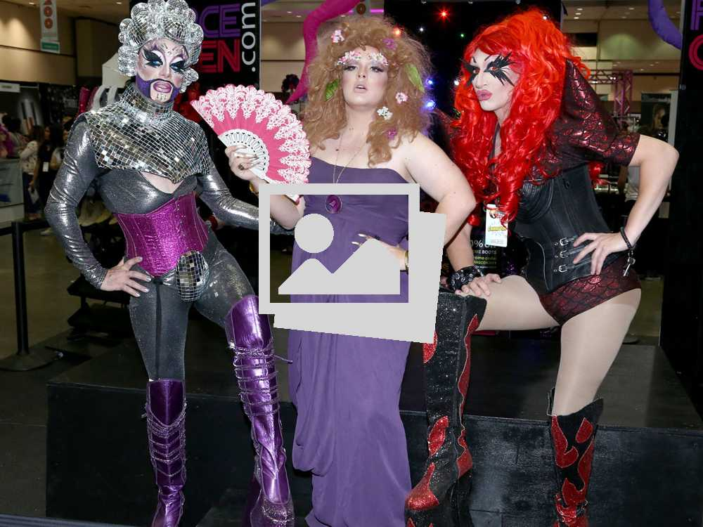 Day Two of 'RuPaul's DragCon' Hits LA :: April 30, 2017