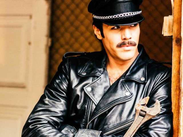 First Look: New Biopic Encounters Tom of Finland