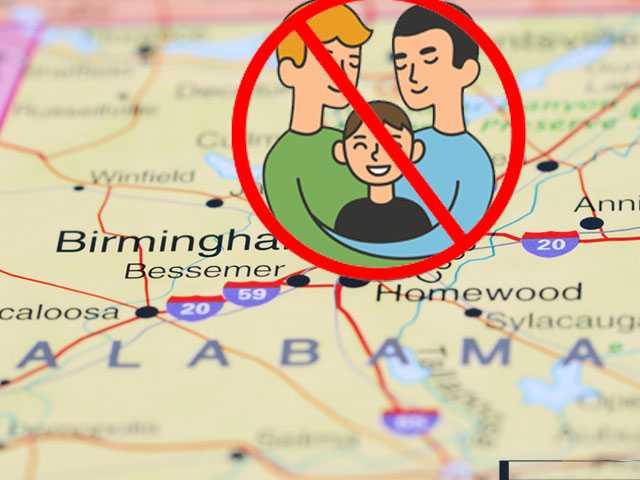 New Alabama Law Lets Adoption Groups Turn Away Gays