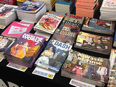 Queer Comics Leave the Closet Behind