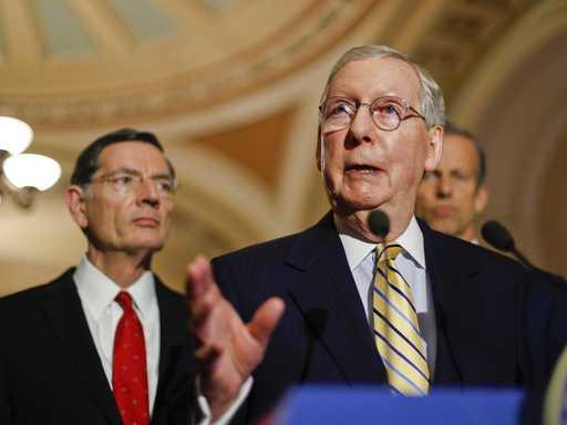 Congress Finishes Spending Bill, Sends Legislation to Trump