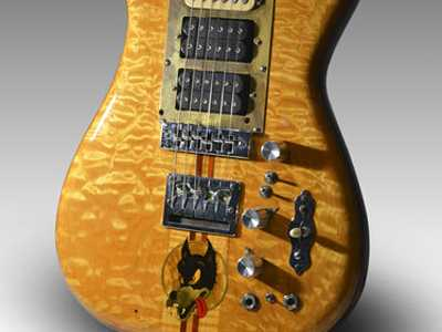 Jerry Garcia's Guitar Truckin' to Auction, Could Fetch $1M
