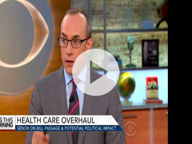 Dan Senor on Next Steps for GOP Health Care Bill and Its Political Impact