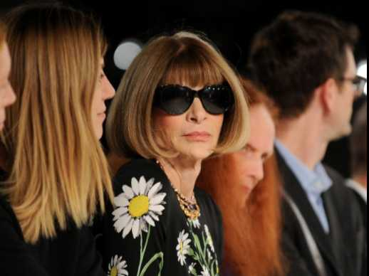 Vogue's Anna Wintour Made a Dame by Queen Elizabeth II