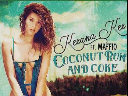 Watch: Out Singer Keeana Kee Debuts Tropical Single and Video for 'Coconut Rum and Coke'