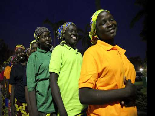 Nigeria Presidence Releases Names of 82 Freed Chibok Girls