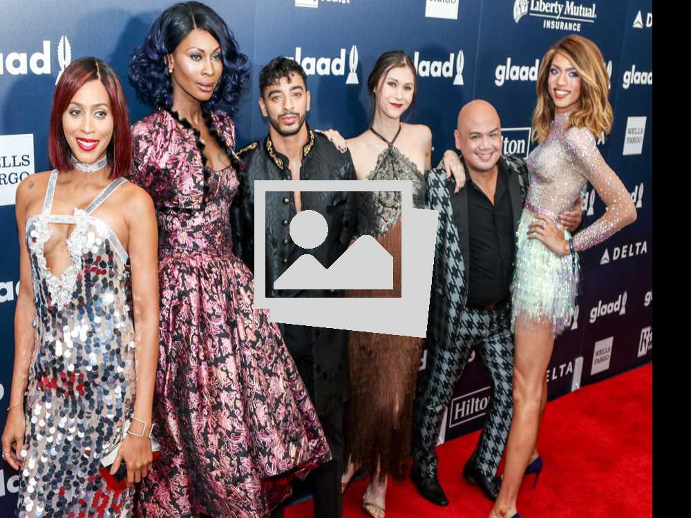 GLAAD Media Awards @ New York Hilton Midtown :: May 6, 2017