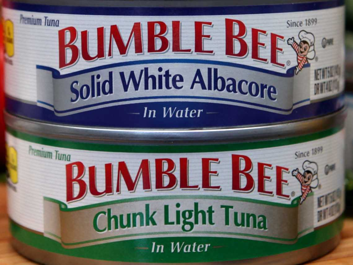 Bumble Bee Foods Fined $25M For Price Fixing