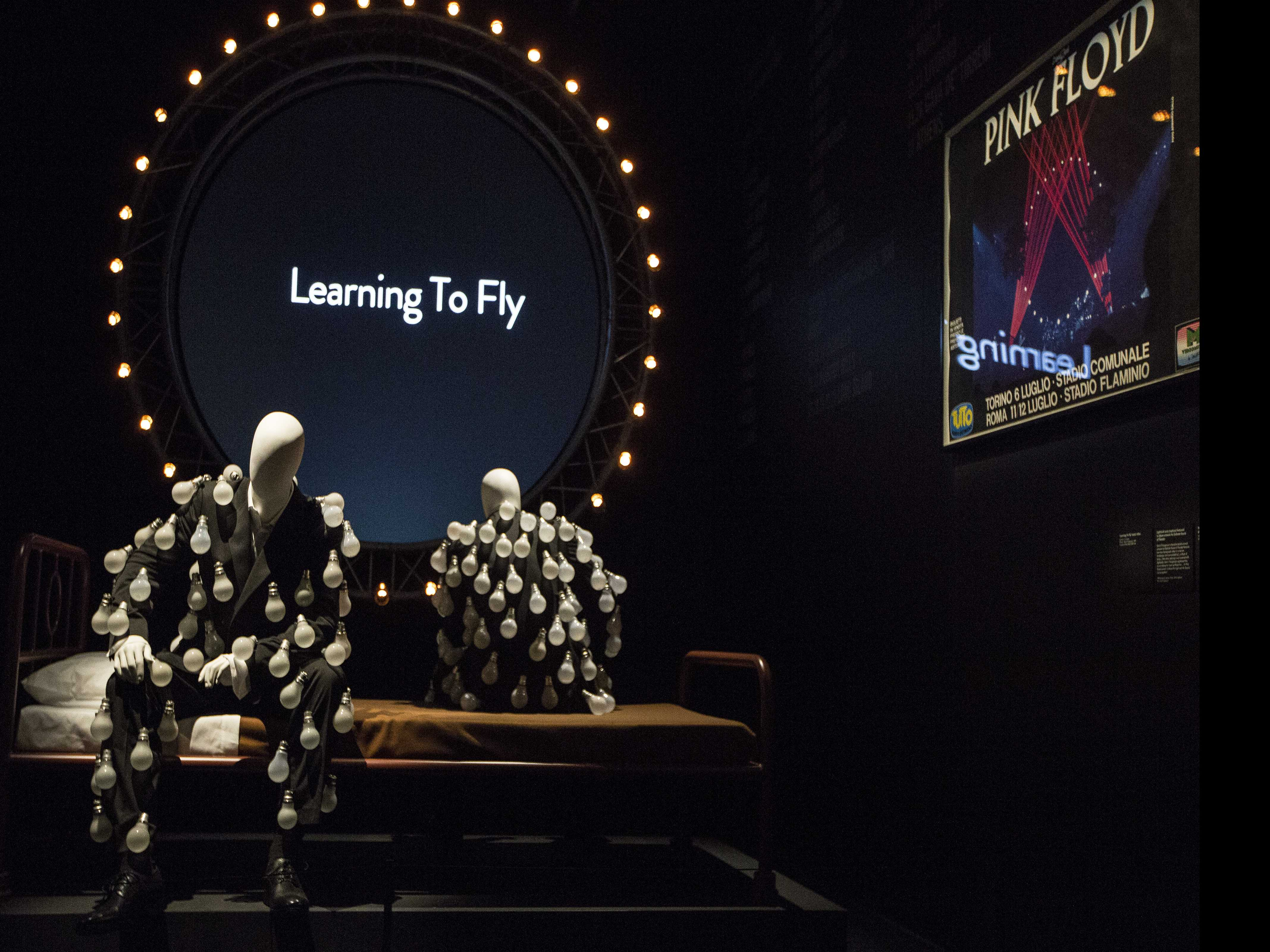 Wish You Were Here? V&A Museum Puts Pink Floyd on Show