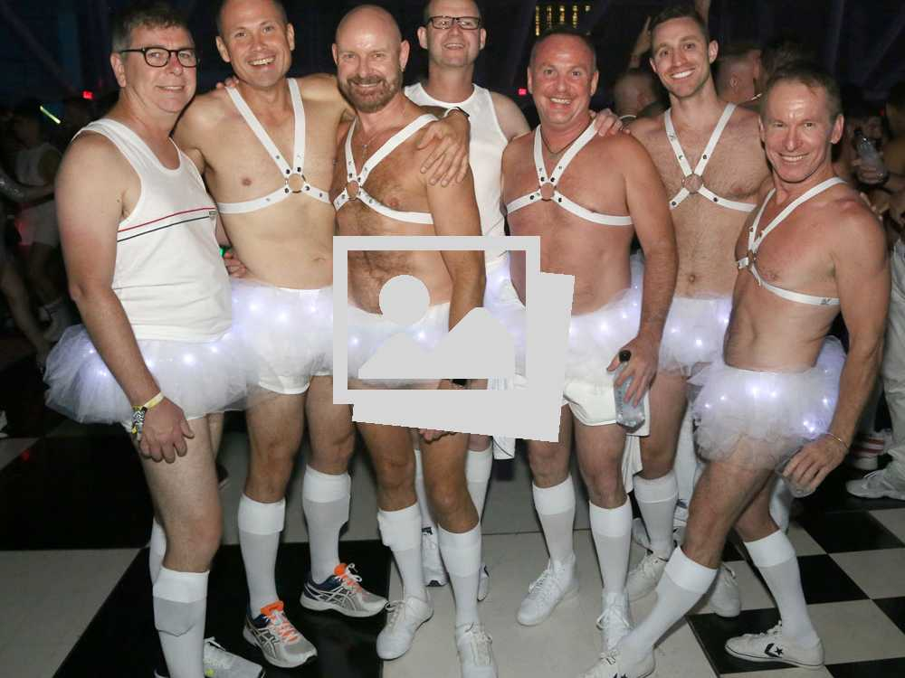 White Party Main Event @ The Palm Springs Convention Center :: May 6, 2017
