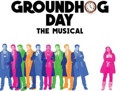 Groundhog Day - Original Broadway Cast