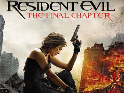 Review :: Resident Evil: The Final Chapter