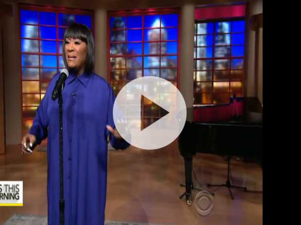 Patti LaBelle on New Jazz Album, Love for Cooking