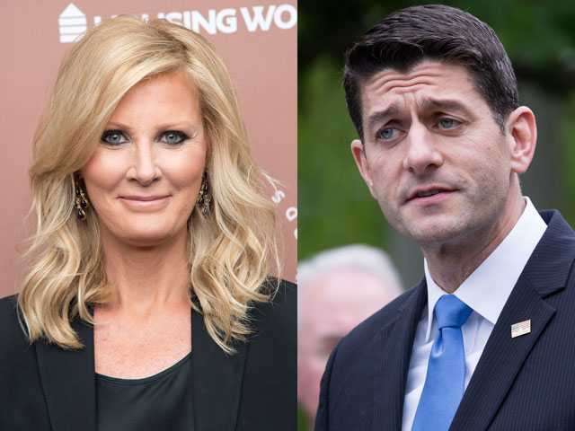 Sandra Lee Kicks Paul Ryan Out of Fox News Cooking Segment
