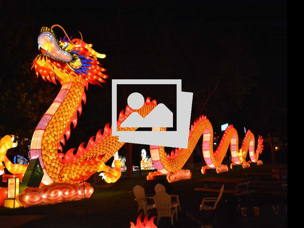 Chinese Lantern Festival @ Franklin Square Philadelphia :: May 10, 2017