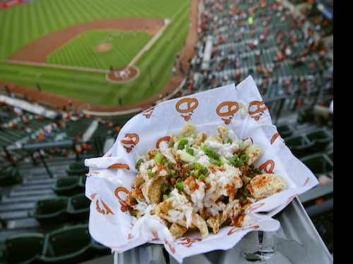 New Hits on MLB Menus: Grasshoppers and Cookie Dough