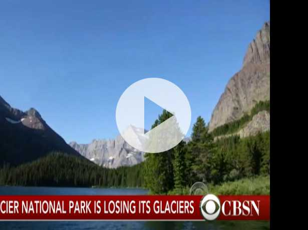 Glacier National Park Losing Its Signature Glaciers