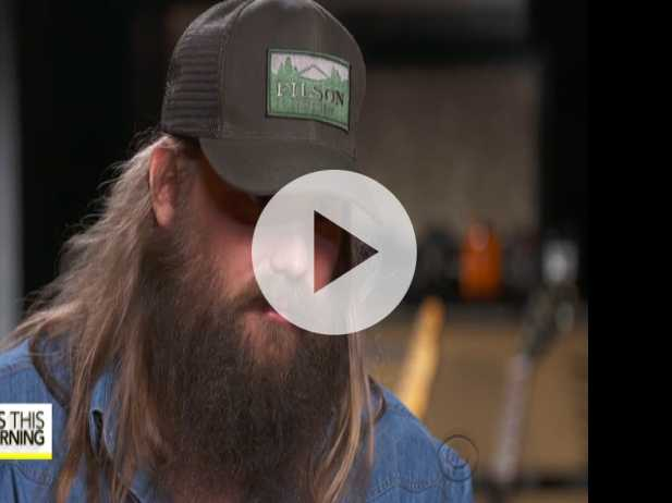 Chris Stapleton: 'I Just Try to Do Things I Want to Listen To'