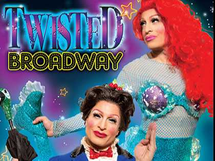 Lips Celebrates the 2017 TONY Awards with Hilarious, Topsy Turvy New Show, 'Twisted Broadway'
