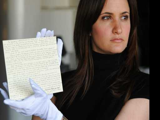 Handwritten Harry Potter Prequel Stolen in Burglary