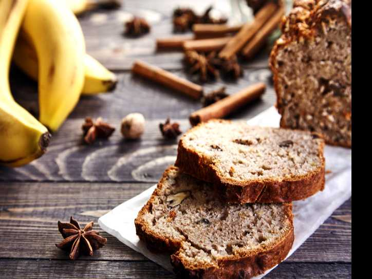 Heavenly Banana Bread Secret: Use Vegetable Oil