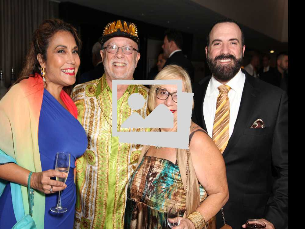 The Topaz Gala  @ The Hilton Miami Downtown Hotel :: May 13, 2017
