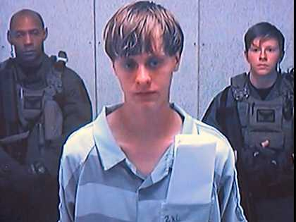 Court to Show Jail Videos Dylan Roof Didn't Want Released