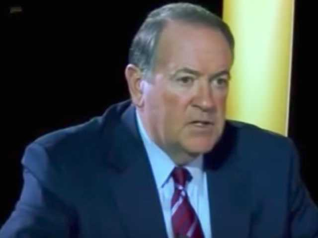 Watch: Huckabee Says Supreme Court Mocked God with Marriage Decision