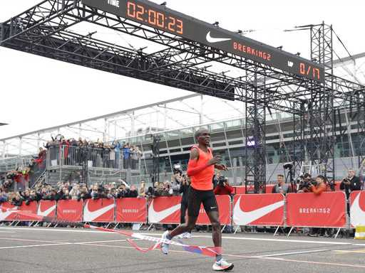 Billion Dollar Race to Break 2-Hour Marathon Mark is Afoot