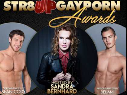 Sandra Bernhard to Host Gay Porn Award Ceremony in NYC