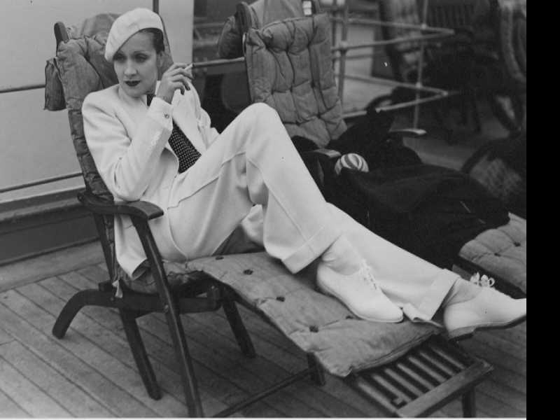 'Marlene Dietrich: Dressed for the Image' Opens June 16 at Smithsonian's National Portrait Gallery